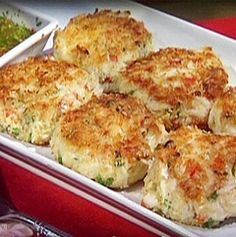 Joe's Crab Shack Crab Cakes Recipe