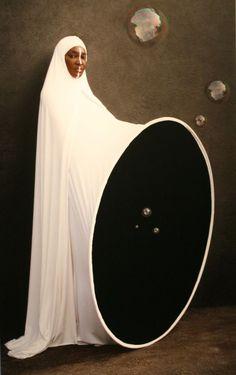 Black Future Month: Patrizia Maimouna Guerresi  2009 THE GIANTS Series from 2007 to 2009