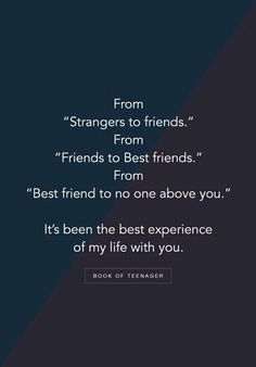 And then to strangers life happened 😢 Friend Love Quotes, Besties Quotes, Bffs, Reality Quotes, Mood Quotes, School Life Quotes, Real Friendship Quotes, Attitude, Memories Quotes