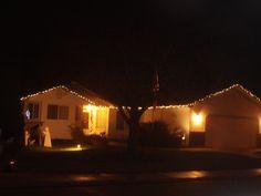 PT255  DEC 2014 NAMPA IDAHO CHRISTMAS LIGHTS