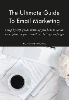 Get started with email marketing today with this in depth guide walking you through each step. via @rdoesdigital