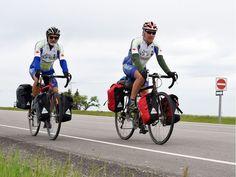 Bicycle Touring - cycling canada #cyclingcanada