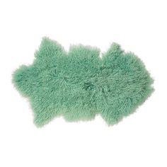 Bloomingville Kleed Lamswol - Mint - afbeelding 1