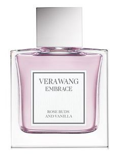 Embrace Rose Buds and Vanilla Vera Wang perfume - a new fragrance for women 2015
