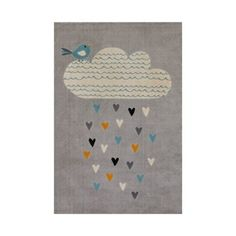 The Sweetheart kids rug collection comprises of three adorable designs inshades of pastel and cream and is suitable for boys and girls ages 0 – Information Design, Bargello, Tweety, Boy Or Girl, Kids Rugs, Home Decor, Products, New Homes, Textiles