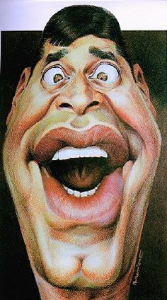 Jerry Lewis (Caricature) Dunway Enterprises - http://www.learn-to-draw.org/caricatures_clb.html?hop=dunway