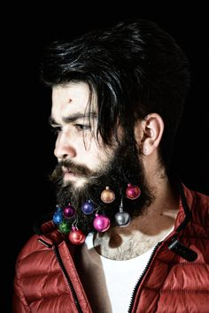 #beard #fashion #christmas