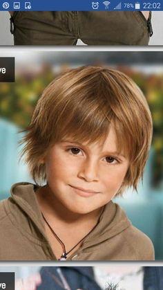 32 Besten Frisuren Jungs Bilder Auf Pinterest Children Hair