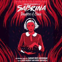 Sarah Rees Brennan's Wonderful 'Daughter of Chaos', Chilling Adventures of Sabrina on Audiobook ★★★★★