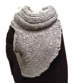 Huntress Crossbody Knit Vest Knit Pattern, Archer Sweater Cross Body Wrap Woman Vest Sleveless Sweater