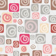 Abstract floral of Pattern vector 05