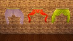 AMA SIMS CURTAINS at Leo Sims • Sims 4 Updates
