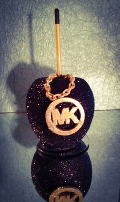 MK Gliiter Glam Candy Apples | To place order: http://jotform.us/form/21374950725153 or email, bdalzzle@gmail.com