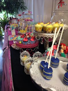 Disney Theme Candy Bar -princess -cupcakes -cookies -pops - chocolate