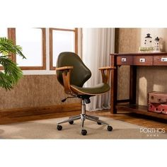 Shop for Lillian Adjustable Office Chair. Get free delivery at Overstock.com - Your Online Office Furniture Store! Get 5% in rewards with Club O!