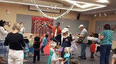2015 Fancy Nancy Party. The kids dressed up and we made crowns/tiaras, listened to a Fancy Nancy story, walked the red carpet, and had a Royal Bubble Bash!