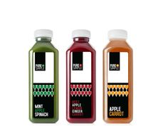 Pure & Simple Organic Juices