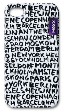 Mexx iPhone 4 cover €20