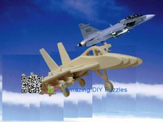 3d puzzle,3d wood jigsaw puzzle,3d diy toy,Best parent-child games,kids toy,fancy toy, intelligence toys, Educational Toys,blocks toys,Military Weapon toys,plane toys,  Wooden F-18 Fighter