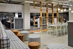 FinancePlus | Cafe style breakout