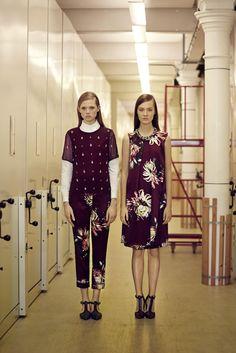 Sfilata Erdem Londra - Pre-collezioni Autunno-Inverno 2014-15 - Vogue