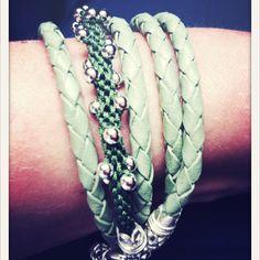 lovely bracelet from carotte vintage...