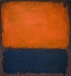 Mark Rothko (Russian-now Latvia-born, American, 1903-1970): No. 14, 1960. Oil on canvas.