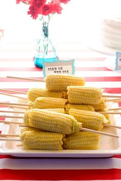 Labor Day Weekend: Get Corny! #inspiration #party #entertaining