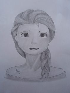 Elza from 'Frozen'
