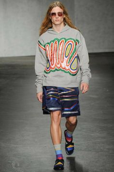 James Long SpringSummer 2015 Collection - London Collections Men