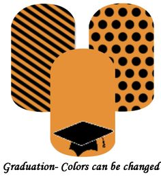 My custom Jamberry Wraps graduation NAS Nail Wraps #jamberry #gabbysjams Contact me if you are interested in purchasing them:https://www.facebook.com/groups/1000449243382687/ or gabbysjams@gmail.com or https://www.facebook.com/gabbysjams/ DIY, nail art, cute,