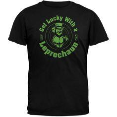Get Lucky With A Leprechaun T-Shirt
