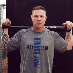 pray-harder! Love this guy!! What an inspiration he and his story is to baseball and its community!!