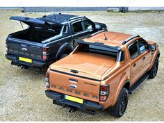 Ford Ranger Double Cab Black Edition Alpha SC-Z Sports Tonneau Cover in Various Colours Ford Ranger 2016, Ranger 2012, Ranger 4x4, Ford Trucks, Pickup Trucks, Ford Ranger Double Cab, Ford Ranger Interior, Water Drainage System, Ford Ranger Wildtrak