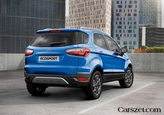 Obvnoelnny 2018-2019 Ford EcoSport went on sale in England