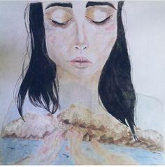 Por Maria Fernanda Rovaina #acuarela #watercolor #ilustration