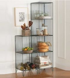 Tespo Metal Wire Storage Cubes, Modular Shelving Grids, D...  Https://www.amazon.com/dp/B06XTX6CV2/refu003dcm_sw_r_pi_dp_U_x_u2026 | Inspiration  For My New Room ...