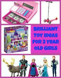 25 Best Christmas Gifts for Toddler Girls | Everything Olivia ...