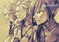 Three Headed Dragon - Fairy Tail