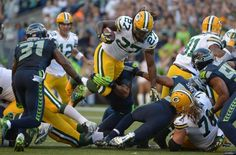 PACKERS FOOTBALL FRIDAY: Foot on the Gas, Hands on the Wheel - http://packerstalk.com/2015/01/16/packers-football-friday-foot-on-the-gas-hands-on-the-wheel/ http://packerstalk.com/wp-content/uploads/2015/01/eddie-lacy-nfl-green-bay-packers-seattle-seahawks-850x560.jpg