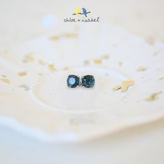 Shop the 'Birthstones by c+i' collection on my boutique today! September is for Sapphire! These are a crowd favorite!