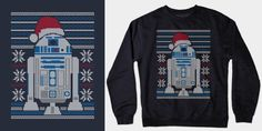 Merry Droidmas - Star Wars Christmas Sweater - no longer available :(