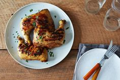 11 Recipes for Chicken Legs, starting with Tamarind Chicken Recipe: https://food52.com/blog/10554-drum-roll-11-recipes-for-chicken-legs #Food52