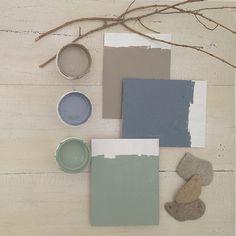 Modern Rustic Decor, Colour Pallette, Color Azul, Pantone Color, Wall Colors, Color Trends, Color Inspiration, Home Crafts, Homemade Home Decor