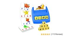 Boy Toys Age 3-8, Matching Letter Game Educational Toys for 3-8 Year Olds Boys Girls Memory Game Spelling Games for Kids Ages 3-8 Birthday Gifts for 3-8 Year Old Boys TSUKMLG01: Amazon.co.uk: Toys & Games