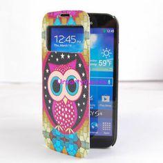 Owl phone case samsung galaxy s4
