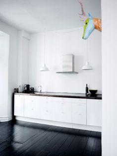 Et hjem fyldt med Designikoner - Bolig Magasinet