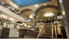 The new Eataly headquarters in Florence #ArchiJuice #RetailDesign