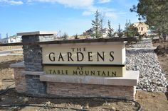 monument sign hoa - Google Search