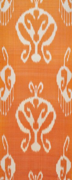 Sale! Ikat Fabric, Ikat Fabric by the yard, Hand Woven Fabric , F-A215-20